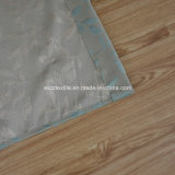 Первый класс пряжи Вся обшивочная ткань из жаккардовой ткани листьев шторки окна