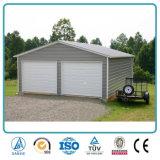 sul garage normale portatile del metallo del tetto di Matel di alta qualità di vendita per 2 automobili
