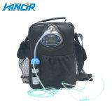 5L питьевой кислородный концентратор с питанием от аккумуляторов