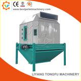 Pellet Pellet Mill d'alimentation du circuit de refroidissement du refroidisseur d'approbation CE de la machine
