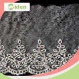 Шнурок вышивки сети утверждения Oeko вспомогательного оборудования одежды для женщин Chothing