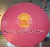 Balão inflável com impressão personalizada