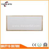 Бирка лобового стекла прилипателя RFID UHF бумажная для системы стоянкы автомобилей корабля