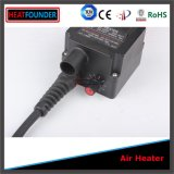Calefator de ar industrial elétrico