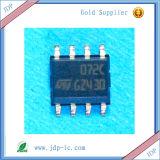 Composante électronique neuve et initiale de la puce Tl072cdt d'IC
