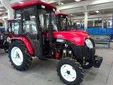 De Tractor van het Landbouwbedrijf van de goede Kwaliteit 50HP 4WD met Cabine