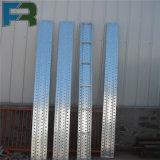 Prancha de aço do andaime de Q235 Prgalvanized para a construção