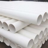 PVC-U 공급자 수관 두 배 벽 PVC 관