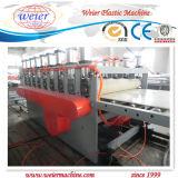 Máquina do Máquina-Plástico da extrusão da placa da espuma de WPC