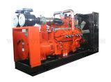 30kVA~630kVA Cummins generador de motores de gas natural con certificaciones CE