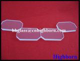 Scheda di vetro di quarzo del silicone del taglio del bobinatoio a cono di elevata purezza