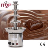 تجاريّة [ستينلسّ ستيل] شوكولاطة نافورة ([دهك])