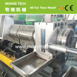 Mooge plástico de etapa única película PE máquina de peletización