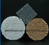 SGSの鋳物場のための陶磁器の泡フィルター
