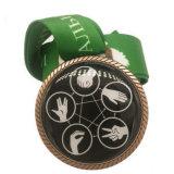 Medalhas requintados personalizadas da liga no preço razoável