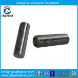 O aço inoxidável/carbono Steel/Zinc chapeou toda a rosca Rod (DIN975/UNC/UNF)