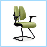 PP 팔걸이 (WH-OC047)를 가진 현대 새로운 디자인 가죽 사무실 의자 회의 회의 의자
