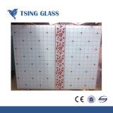 Glas van de Deur van de Oven van China het Hoge Hoeveelheid Aangemaakte met de Druk van de Serigrafie