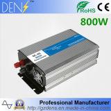 C.C 800W à l'inverseur à énergie solaire pur de convertisseur de pouvoir d'onde sinusoïdale d'alimentation AC