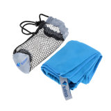 De compacte Absorberende en snel Drogende Handdoeken van de Sporten van de Reis Openlucht