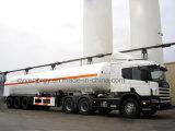 De Semi Aanhangwagen van de Kooldioxide van het Argon van de Stikstof van de Vloeibare Zuurstof van het LNG van de Tanker van China 2015