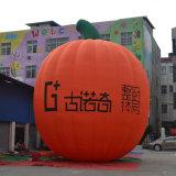 Zucca gonfiabile di celebrazione su ordinazione di Halloween