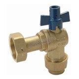 Diebstahlsicheres Messingventil Dn15 für Wasser-Messinstrument