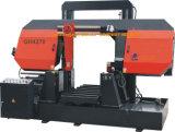 De horizontale Elektrische Draagbare Zagende Machine van de Riem van de Band voor Gh4228 Om metaal te snijden