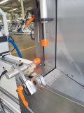 Cualquier corte de la pista del doble del ángulo del CNC consideró la máquina para el perfil de aluminio
