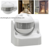110-220V 180 Degree outdoor IP44 Security JETTY Infrared Motion sensor Detector Movement SWITCH max of 8m