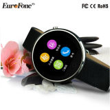 Ronde Newst Smart Watch caméra Smart Watch Moniteur de fréquence cardiaque