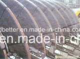 Filtro a disco di ceramica, filtro di ceramica dal concentrato del bottaio, 1-10tons/Hour Capacit