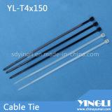 De éénmalige Gebruikende Nylon Banden van de Kabel (yl-T4X150)