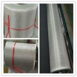 Ровинца сплетенная стеклотканью, ткань стеклянного волокна для делать шлюпки
