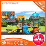 Парк развлечений для детей игровая площадка на открытом воздухе слайд-оборудования