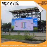 El panel al aire libre publicitario a todo color de la visualización de P8 TV