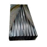 ASTM A653 Z100 Folha de aço corrugado de zinco para coberturas