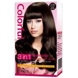 Сливк 27 цвета волос Tazol