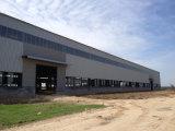 Helle Stahlkonstruktion-Technologie-vorfabriziertwerkstatt R u. d-Mitte (KXD-128)