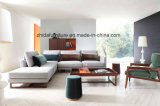 Sala de estar en forma de L Sofá Sofá de tela MS1501/sofá