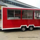 Hot Sale à la mode d'apparence d'aliments Mobile Panier Prix