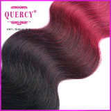 卸し売りブラジルの毛、Omberのブラジルの人間の毛髪