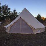 Bequeme Segeltuch-wasserdichte Safari-kampierendes Zelt