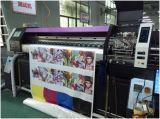 Китай промышленного T футболка ткань из текстиля высококачественный термосублимационный принтер с Epson 5113 печатающей головки