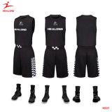 Basketbal Jersey van de Camouflage van de Stijl van Mens van Healong het Nieuwe
