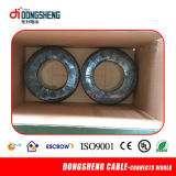 Fabricante desde 1992 RG6 com Cu / CCS / CCA Condutor CCTV / CATV / Coaxial Cable
