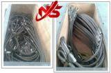 Constructeur galvanisé de bride de la corde 6X37+ Iwrc de fil d'acier