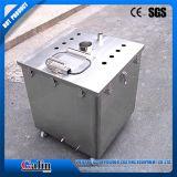 Покрытие порошка металла/алюминия/нержавеющей стали Galin 100L/200L 304/загрузочная воронка брызга/краски/бочонок/ведро/хоппер (H2) для линии покрытия порошка
