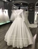Preço Razoável Aoliweiya 2018 de alta qualidade vestido de casamento