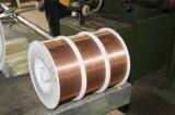 Fio de soldadura contínuo Sg2/Er70s-6 do CO2 da soldadura Consumbles/da fábrica